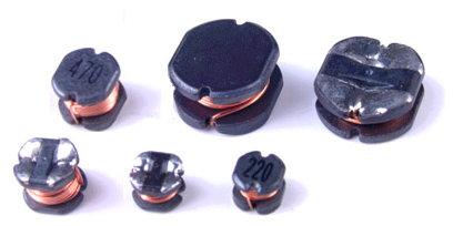 SMT Wirewound Power Inductors - SDR105