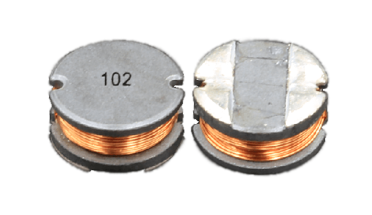 SMT high Q factor power inductor